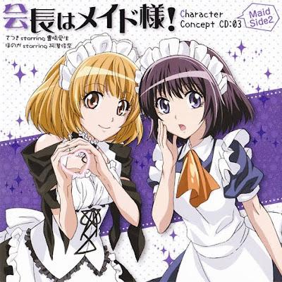 Estereotipo de chica anime. Kaichou+wa+Maid-sama!+Character+Concept+CD3+-+Maid+Side+2