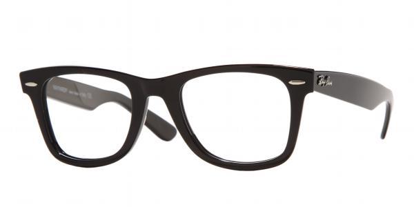 ray ban thick rim glasses