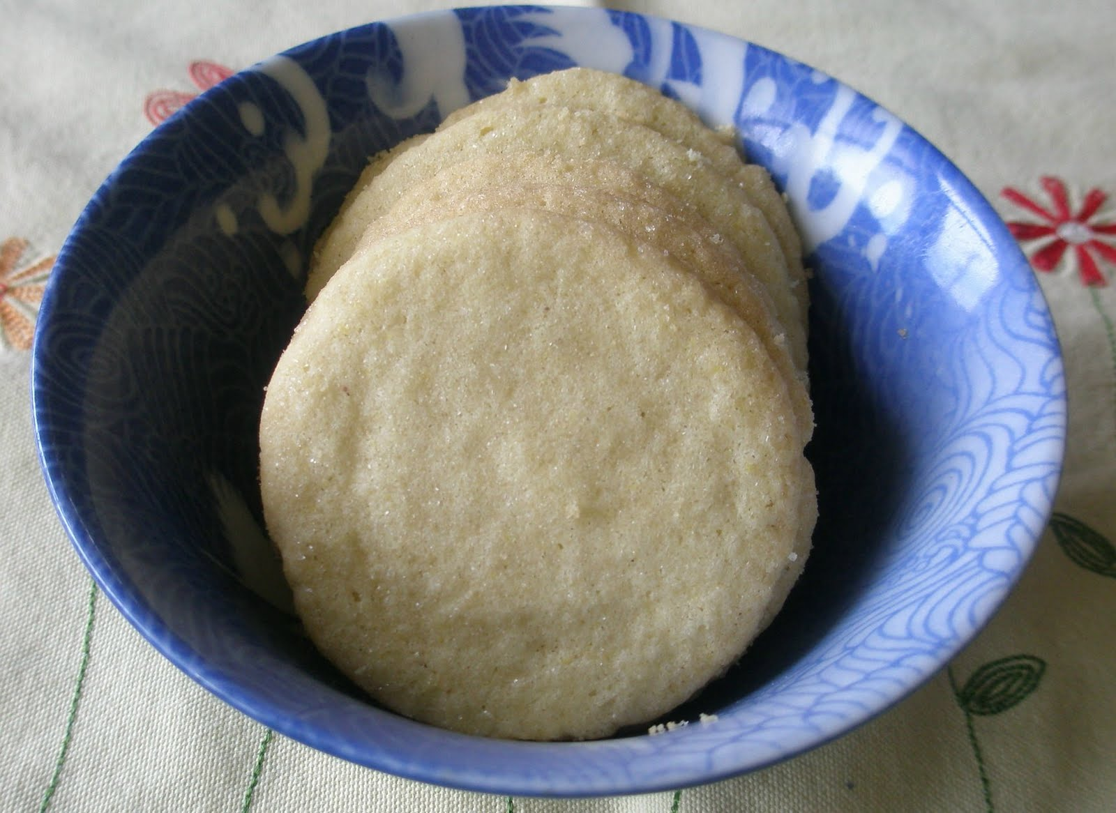 Angel Sugar Cookies, Gluten-Free - Art of Gluten-Free Baking