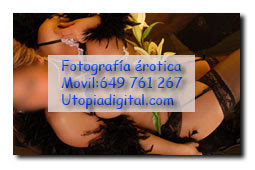 fotografia erótica en Barcelona