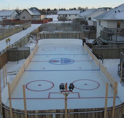 building my first backyard ice rink alberta outdoorsmen forum