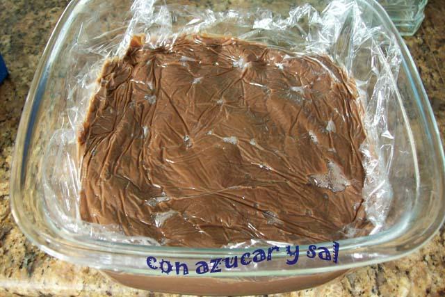 Crema Pastelera de Chocolate Crema Pastelera de Chocolate