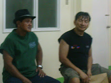 joe tan with chief bebing lobrido