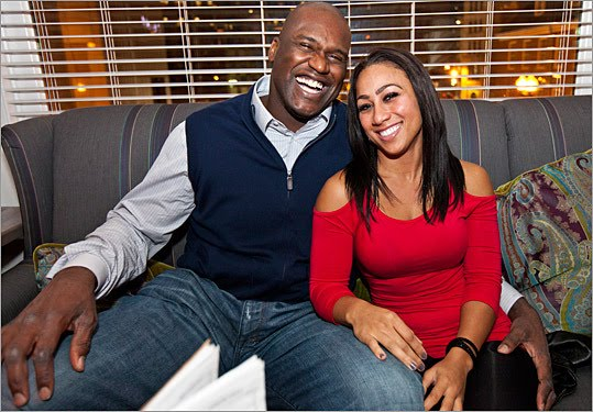 shaq and hoopz. Shaq and quot;Flavor of Lovequot; star