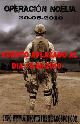 Operación Noelia APLAZADO