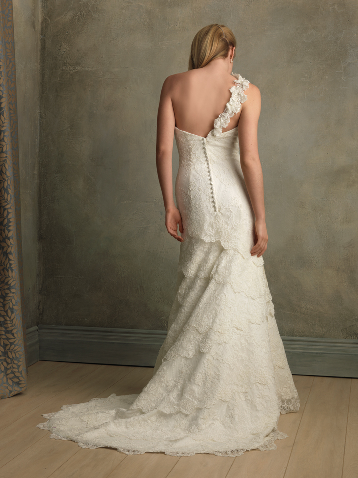 Bridal Expressions New Allure Couture Wedding Dress At