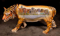 zoo-sculpture-painted-animal-tiger