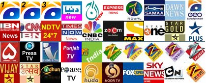 INDIA PAKISTAN LIVE TV CHANNELS