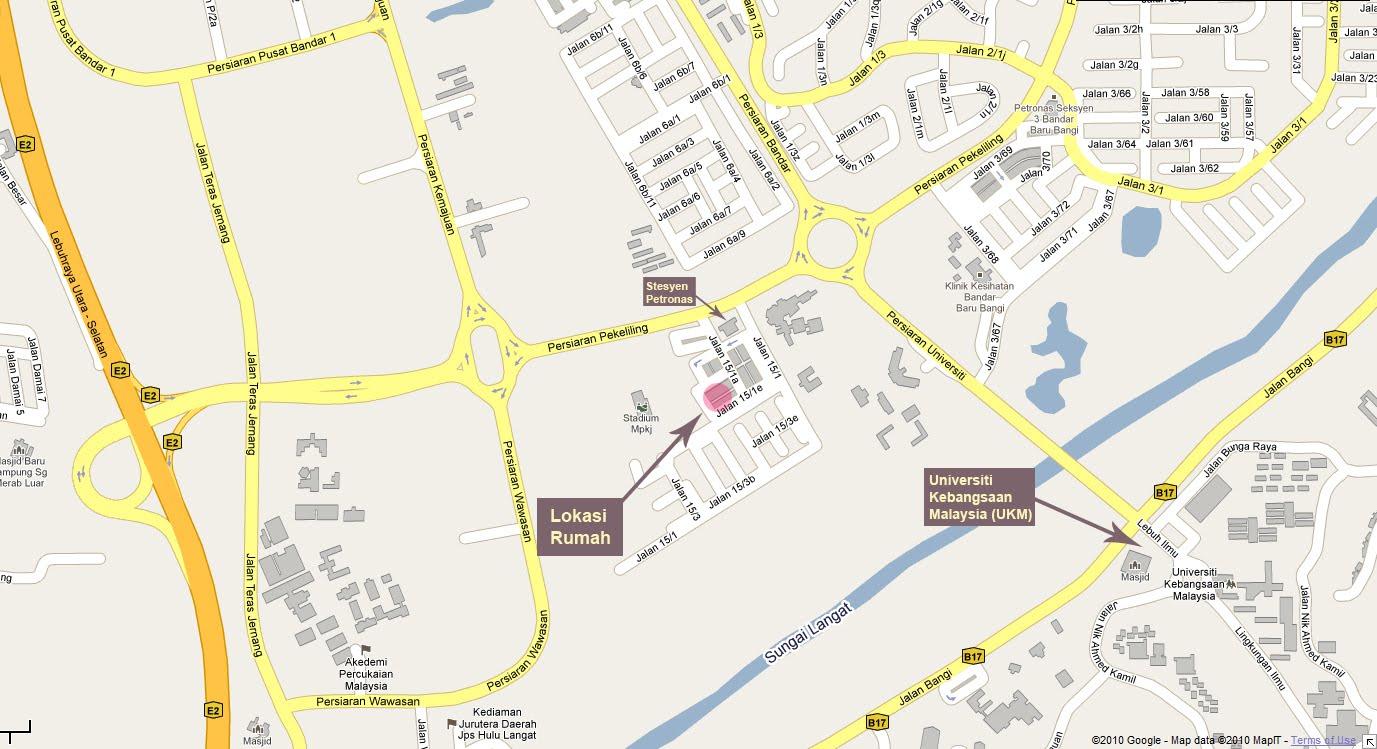 Look Who's Talking Now!: IKLAN: Rumah Sewa di Bandar Baru Bangi