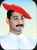 yuvraj sambhaji raje : organiser