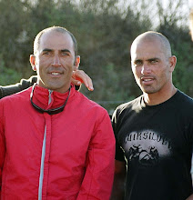 KELLY SLATER Y ALEXIS