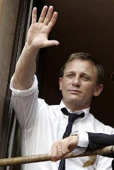 Daniel Craig a.k.a Mr James Bond