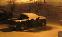 HEMI in Snow