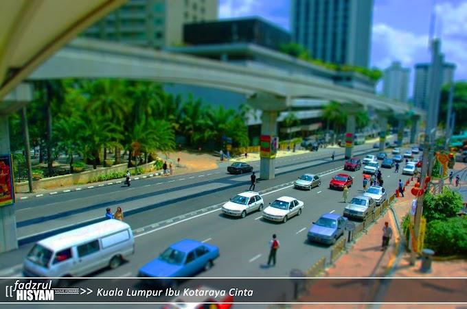 Kuala Lumpur Ibu Kotaraya Cinta