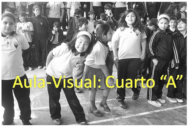 "Aula Visual: Cuarto ""A"""