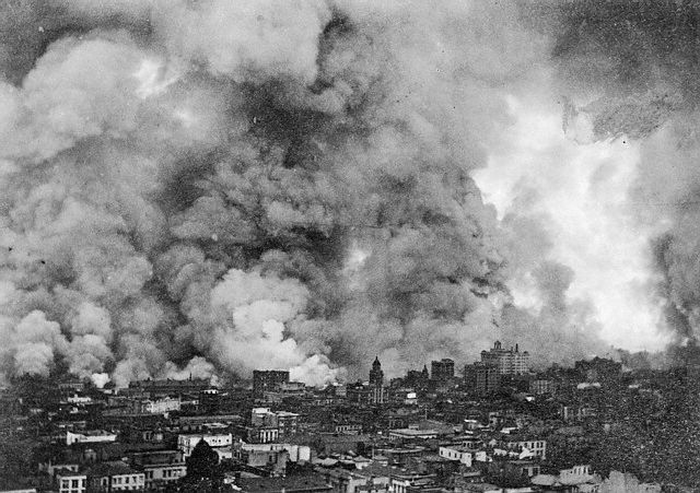 san francisco earthquake of 1906. 1906 San Francisco Earthquake.