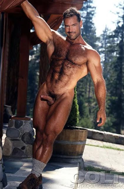 голые мужики фото мускулистые