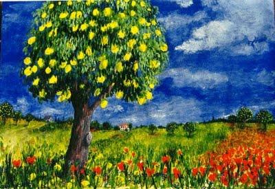 video de la cancion lemon tree: