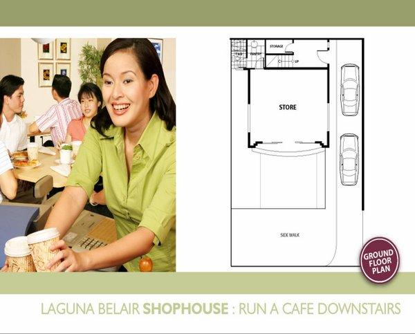 Shophouse Ground Floor