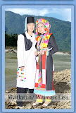 Waimaw/Myintkyina Lisu Dress
