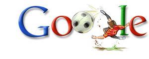Google celebra el triunfo de España