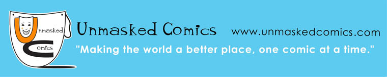 The Unmasked Comics Project
