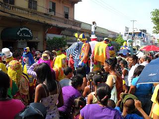 """Celebran con gran éxito Choco Desfile Internacional de Payasos  103"""""""