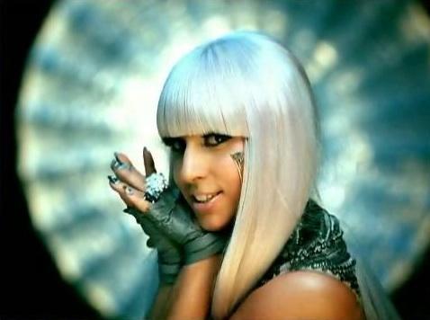 lady gaga poker face makeup. Lady Gaga Pokerface Makeup