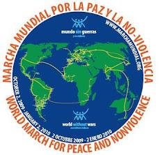 marcha mundial paz