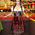 Kim Kardashian in Germany Traditional Clothes