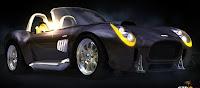 Iconic Motors sportscar