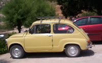 The Zastava 750 - distinctly un-Croatian.