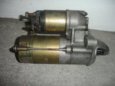 Motor de Arranque Fiat Uno 1300 Diesel