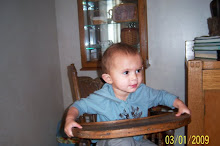 My grandson, Christian