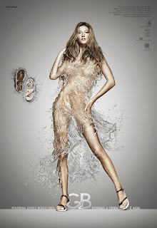 gisele bundchen water dress