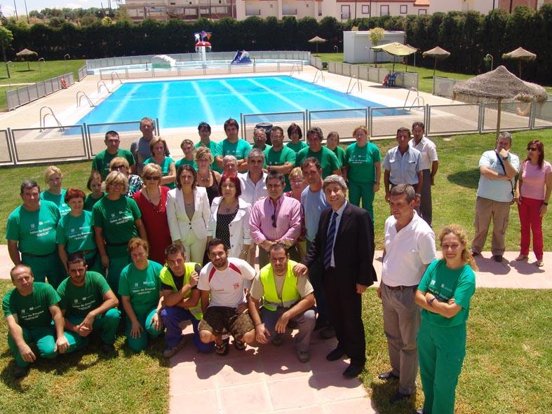 pedro abad el proteja adapta a la normativa la piscina
