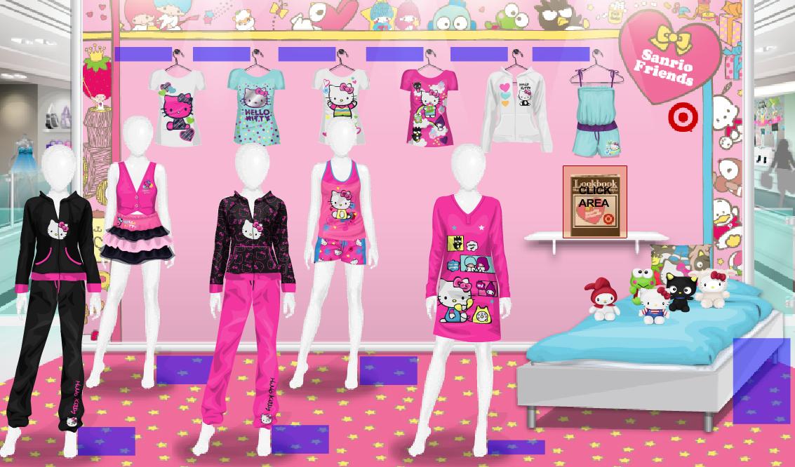 Sanrio Shop