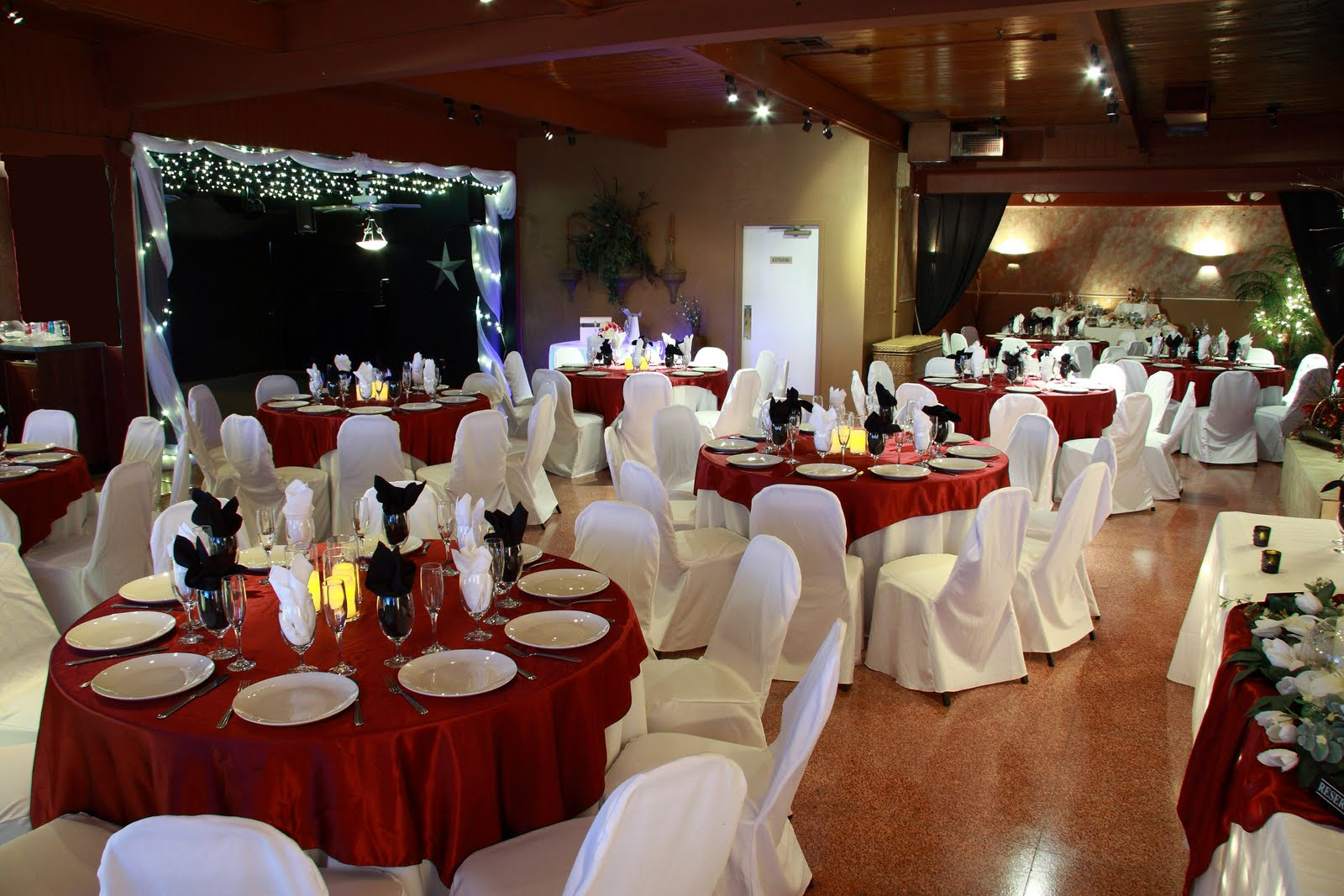 Weddings Reception