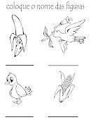 Atividade infantil, desenhos infantil para colorir