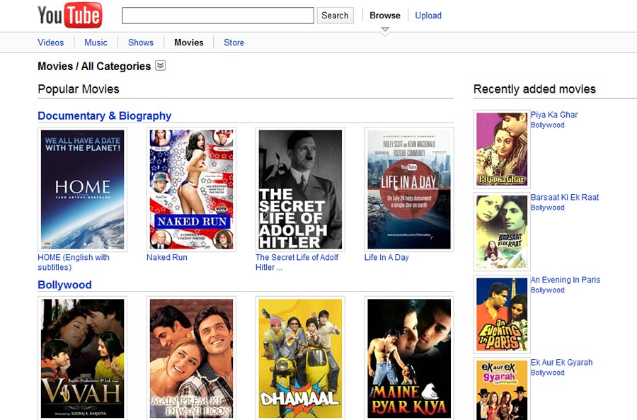 Brezplačni filmi - Google nam daje filme brezplačno na ogled