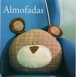 Almofada ursinho