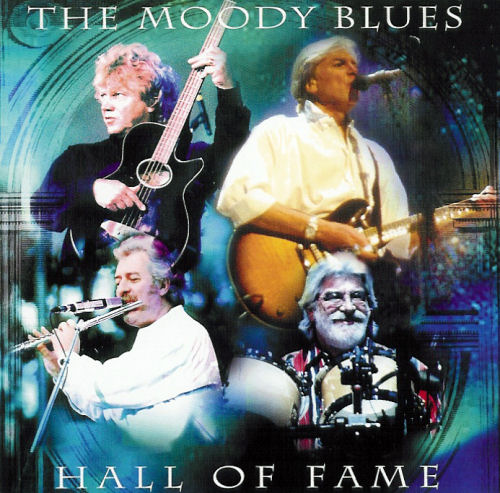 The Moody Blues - Hall of Fame (Compilations) (2011)