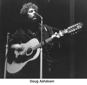 Doug Ashdown - A Whole Lotta Shakin' Goin' On