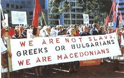 Slavomacedonian male names of FYROM Skopje