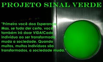 Projeto Sinal Verde
