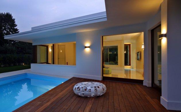 Granfina vantagens de uma casa minimalista for Casa minimalista de 80 m