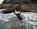 el salto del frayle enamorado
