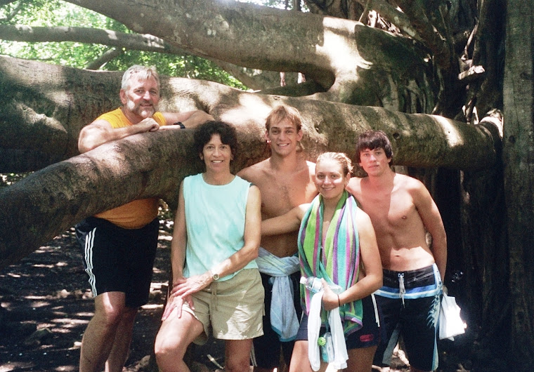 The Wai Ohana (Watters Family)