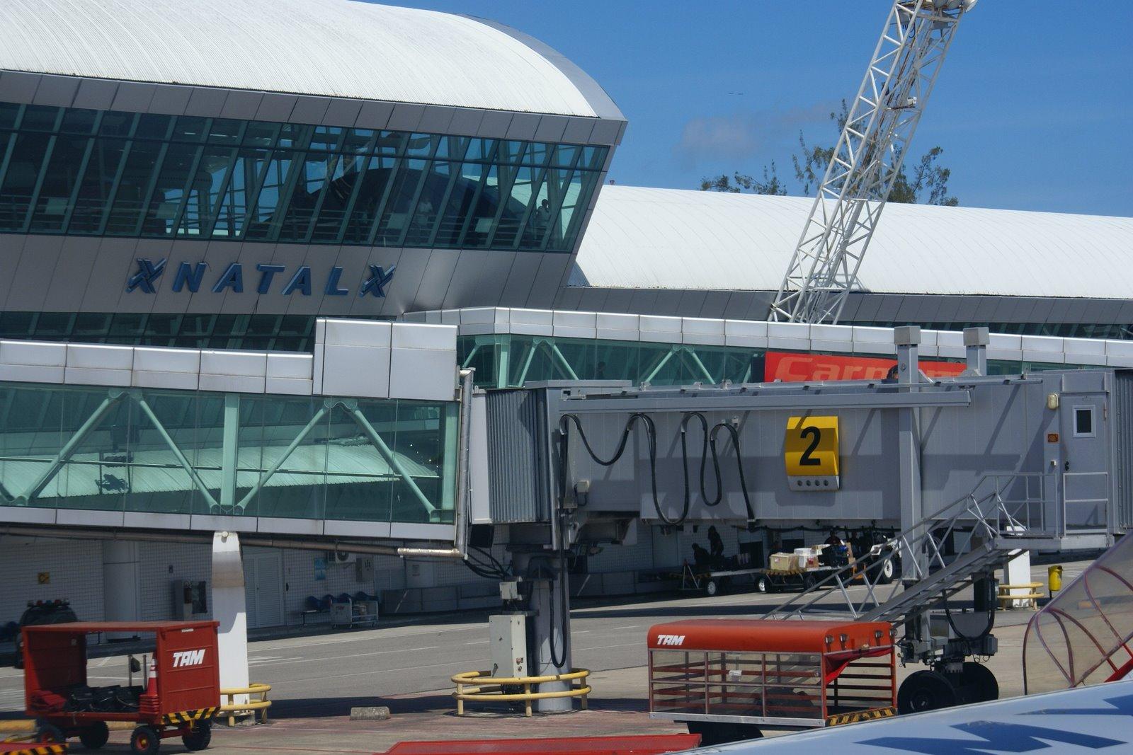 Aeroporto De Natal : F l y i n g ☜☆☞ novo aeroporto de natal deve estar