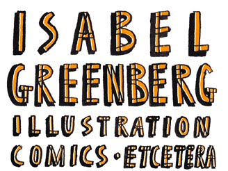 Isabel Greenberg Illustration